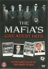 THE MAFIA'S GREATEST HITS - 6 DVD BOX SET - THE FBI'S SECRET FILES ON THE FIGHT