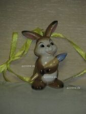 +# A016979_39 Goebel Archiv Muster Ostern Easter Ornament Hase Bunny mit Pinsel