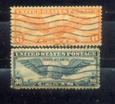 USA 2  Nice Old Stamps