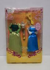 New Disney Store Belle Wardrobe and Friends Set Doll Clothes Princess