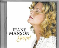 CD ALBUM 13 TITRES--JEANE MANSON--GOSPEL--2001