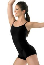 NEW Capezio Balera Dance Camisole Unitard Leotard Biketard Shortalls Child Adult