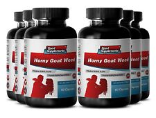 Maca Powder - Horny Goat Weed 1560mg SS - Gets Blood Flow Moving Tablets 6B