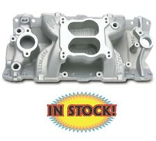 Edelbrock Performer Air-Gap Manifold For Small Block Chevy Idle - 5500 RPM 2601
