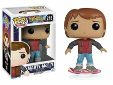 "BACK TO THE FUTURE MARTY McFLY HOVERBOARD 3.75"" FIGURA DE VINILO POP FUNKO"