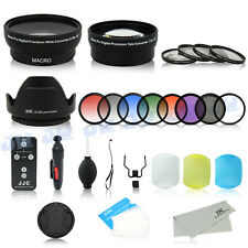 58mm Telephoto Lens Graduated Filter set for Canon EOS 70D 60D 7D 6D M 5DⅢ 700D