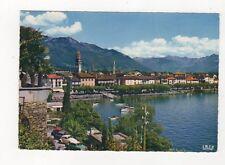 Ascona Lago Maggiore 1968 Postcard Switzerland 646a