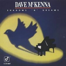 Dave McKenna...Shadows N' Dreams....new tape!!