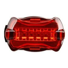 New Waterproof Safety Warning 5 LED Butterfly Bicycle Rear Tail Light Y-56