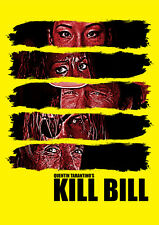 Kill Bill Movie Poster Version Z 14x20 inches