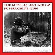 MP38, 40, 40/1 and 41 Submachinegun (Propaganda Photo), De Vries, Guus, Good Boo