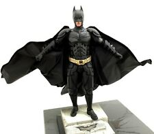 CUSTOM 1/6 Scale Black Wired Cape for Hot Toys Batman Knight DX12 MMS236 235 234