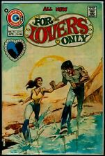 Charlton Comics FOR LOVERS ONLY #78 VFN 8.0