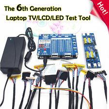 TV Laptop Computer Repair Tool LCD LED Panel Tester 7''-84'' LVDS Screen Tester