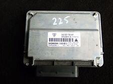 2006 PORSCHE CAYENNE S 4.5 AUTO GEARBOX TRANSFER BOX CONTROL ECU 0AD927755AM