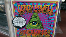 LEROY POWELL & The MESSENGERS - The OverLords Of The Cosmic Revelation CD