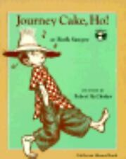 Journey Cake, Ho! by Ruth Sawyer Illustrated Paperback Book