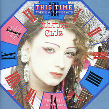 This Time: First Four Years by CULTURE CLUB
