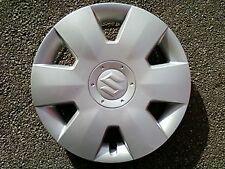 "BRAND NEW Genuine Suzuki Swift Wheel Trim, 15"", Silver, Many Available, Dealer"