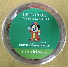 nanoblock DISNEY Mickey Mouse [The Band Concert]