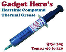 Gadget Hero's Grey Thermal Grease Paste Heat Sink Compound for CPU & Chipsets.