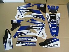 New WR WRF 250 07-14 450 07-11 PTS2 Graphics Sticker Decals Kit Enduro Motocross