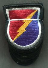 Dealer lot of 20 US Army 25th Infantry 4th Brigade Flash Patches