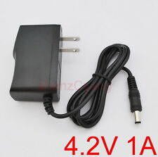 4.2V 1A US plug 1000mA charger adapter for Lithium Ion Battery Li-ion LiPo 2S