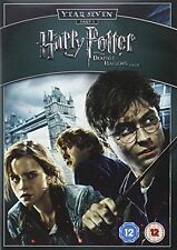 Harry Potter And The Deathly Hallows Part.1(DVD-2011,2 Disc-YEAR SEVEN) Region 2