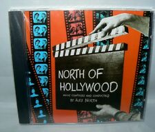 Gold Classic Record North of Hollywood-Alex North Audiophile 24K gold OOP Sealed