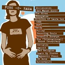 NEW - Punk-O-Rama 7 by VARIOUS ARTISTS