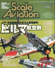 SCALE AVIATION V7 Ki43_MG15_Fw190D_H6K_H8K_Ki84_J7W1_SEAC SPIT MOSSIE PR_MIG-21b