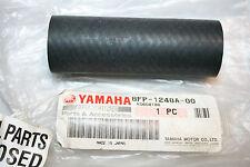 nos Yamaha snowmobile radiator hose pipe 8 apex