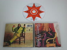 BARRY WHITE/PUT ME IN YOUR MIX(A & M RECORDS 397 170-2) CD ALBUM