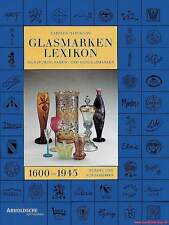 Fachbuch Glasmarken-Lexikon 1600-1945, Standardwerk, Das Kompendium, NEU und OVP