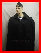 ☆ genuine soviet russian NAVY officer uniform rain cape waterproof plash-nakidka