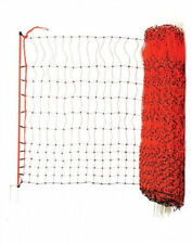 Electric Poultry Netting 50m x 112cm Electrified Chicken Mesh Fencing