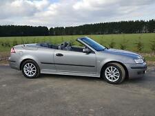 Saab 9-3 1.8t 2006 Convertible 107K Just serviced, 12 months MOT, Warranty!