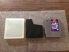 Snow Brothers (Nintendo, NES) Authentic Game Cart - Tested - Snow Bros.