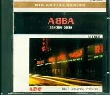 ABBA DANCING QUEEN BIG ARTIST SERIES JAPAN CD T24P-0058 RARE
