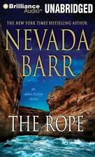 Anna Pigeon: The Rope 17 by Nevada Barr (2014, MP3 CD, Unabridged)