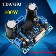 TDA7293 AC 12V-32V 100W Single Channel Audio Power Mono Amplifier Board Module