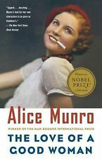 The Love of a Good Woman : Stories, Alice Munro, Good Book
