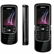 Nokia 8600 Mobile Phone Black