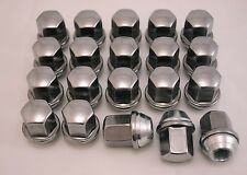 20 New Dodge Durango 05-09 Dakota 05-10 Factory OEM Polished Stainless Lug Nuts
