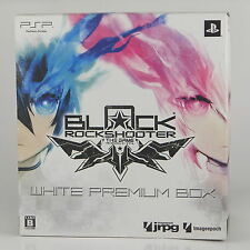 Black Rock Shooter White Premium Box w/ figma figure w/GAME