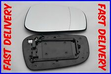 VOLVO S80 2003-2005  DOOR WING MIRROR GLASS ASPHERIC HEATED RIGHT HAND SIDE