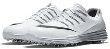 NEW Nike Lunar Control 4 Men's Golf Shoes - White Grey - Size 11 Wide 819036 101