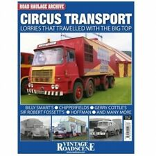 Circus Transport Road Haulage Archive book paper