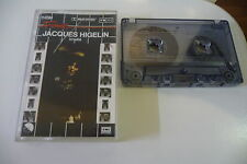 JACQUES HIGELIN IRRADIE K7 TAPE CASSETTE. REEDITION DE 1987. BOITIER FENDU 4CM